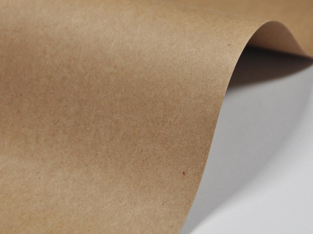Papier ekologiczny – eko kraft 300g – brązowy