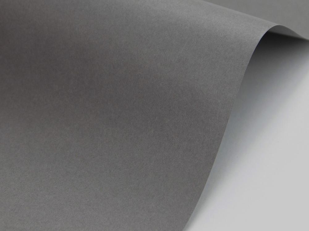 Papier Sirio color 210g pietra – szary A4 20 ark