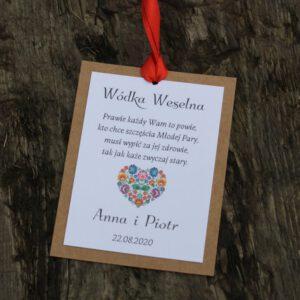 Zawieszki weselne folklorystyczne