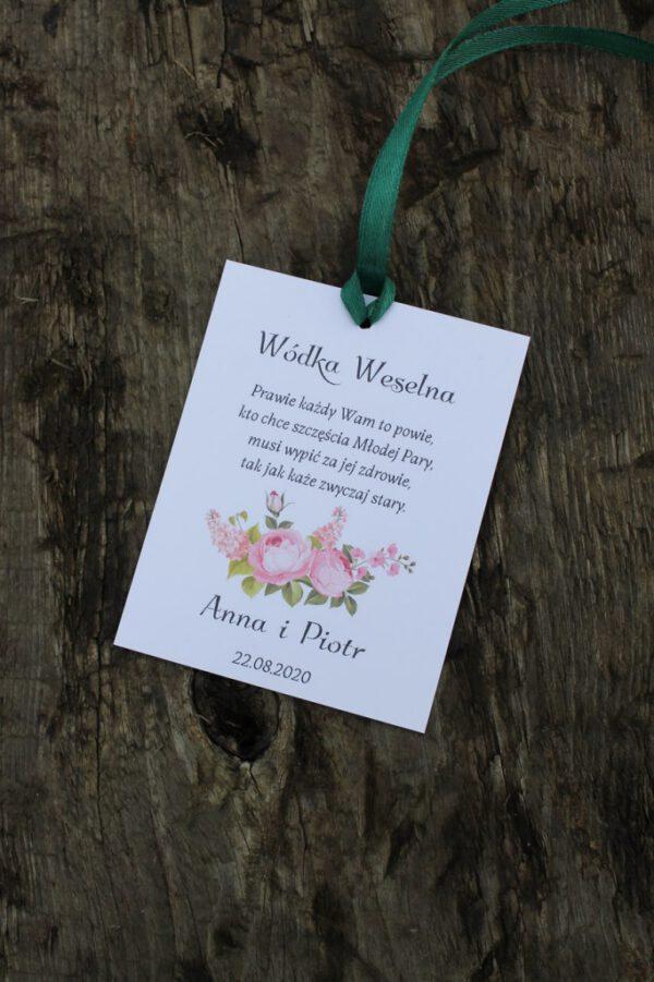 Zawieszki botaniczne motyw róż
