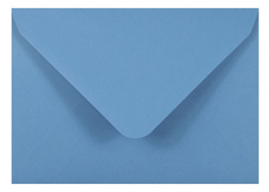 Koperta-Keaykolour-120g-B6-Azure-niebieska
