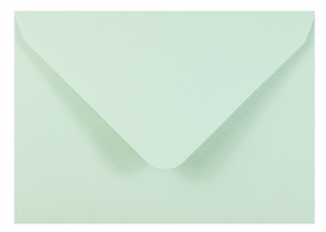 Koperta-Keaykolour-120g-B6-Pastel-Green-jasnozielona